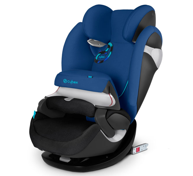 Safety First With The Cybex Pallas M Fix Car Seat