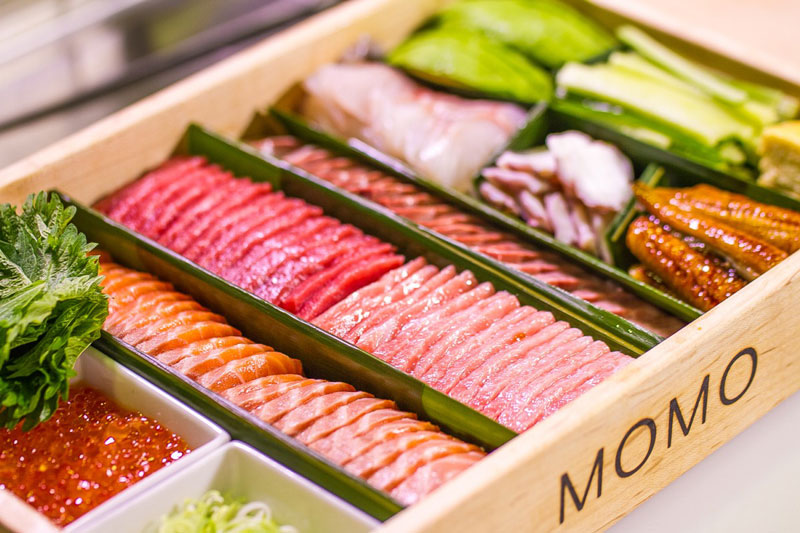 Fine Dining At Home With The Momo Sushi Box The Dad