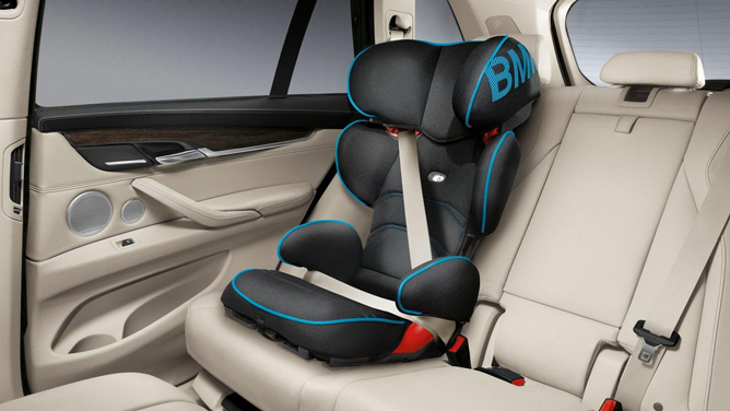 Drive Safe With The Bmw Child Seats The Dad
