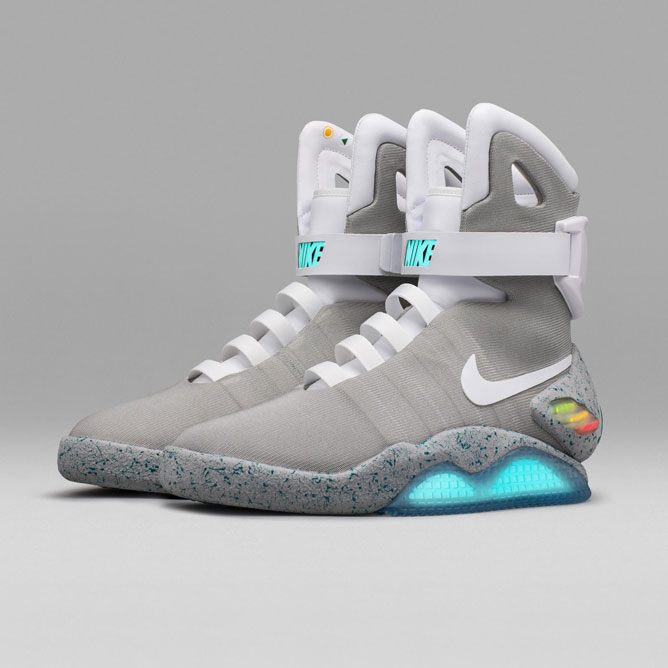 Nike Mag 'Back To The Future'