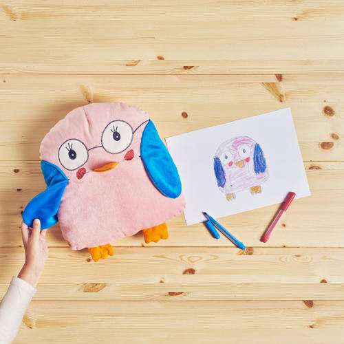 Ikea lets your kids create their own stuffed animals the dad for Ikea children toys